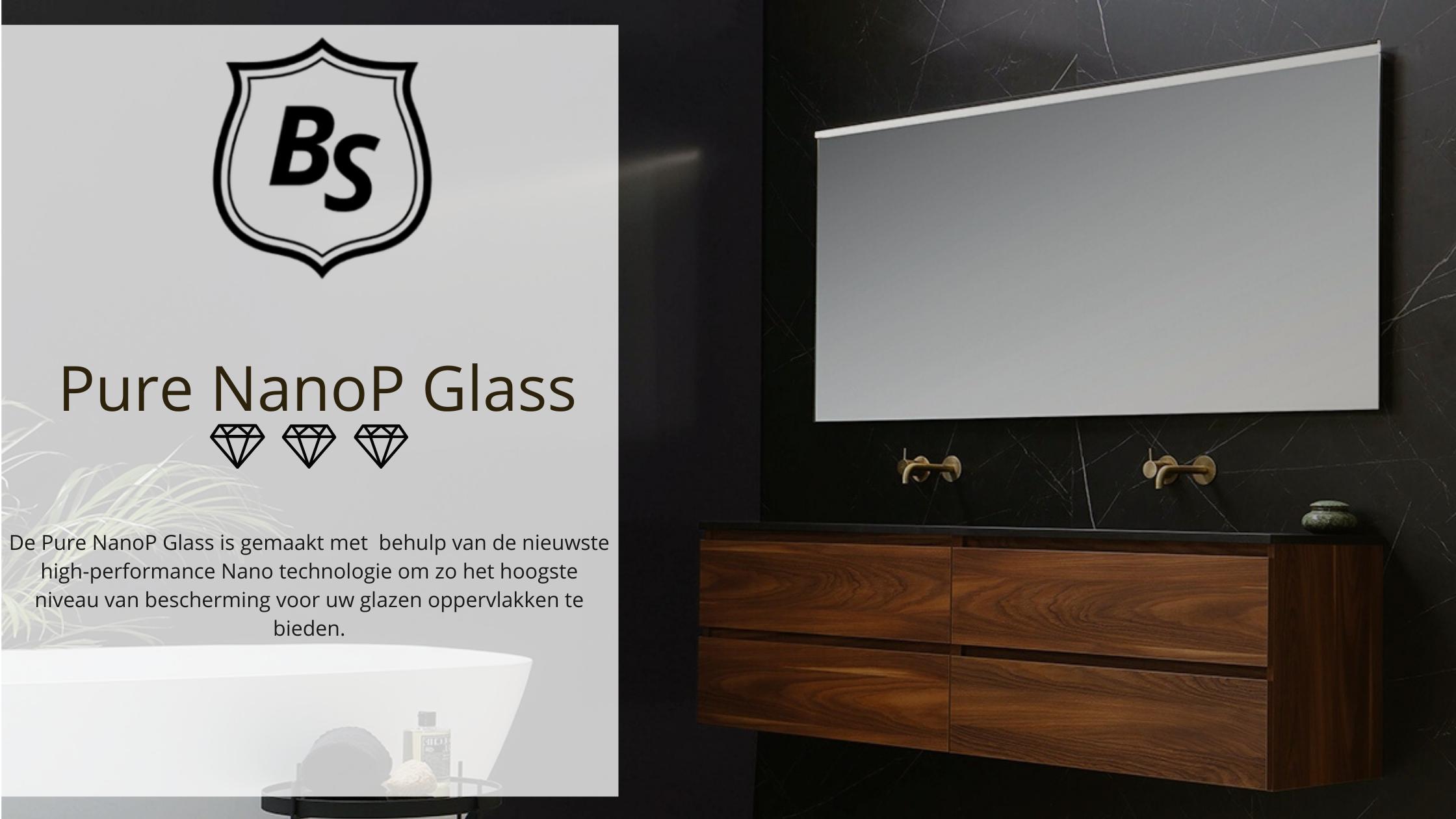 High end Nano Coating voor op glas, blijft tot wel 10 jaar zitten !