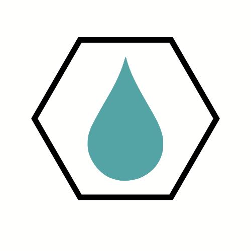 Hydrofobe glas nano coating. bescherm uw oppervlak tegen water en vuil