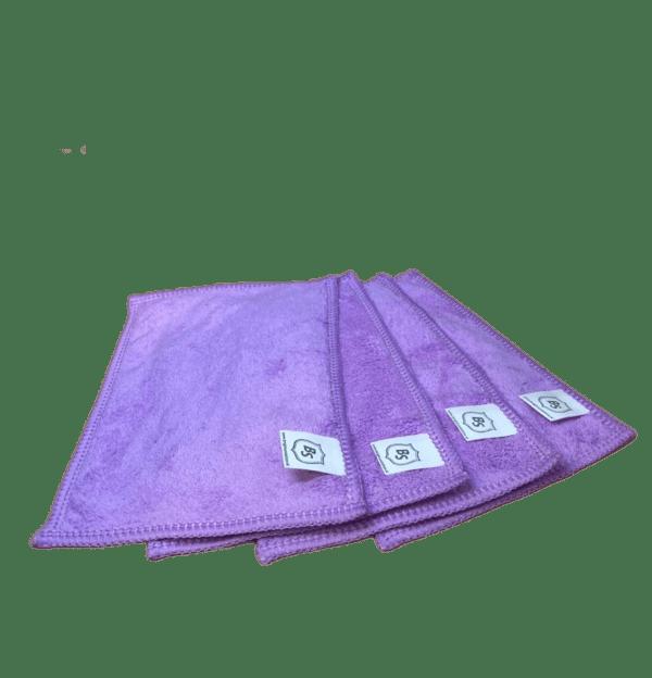 Nano brillendoekje paars